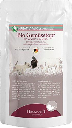 Herrmanns Bio Gemüsetopf, 15er Pack (15 x 150 g)
