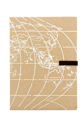 Daycraft My Travel Notebook - White