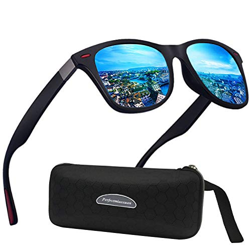 Polarized Sunglasses Men Women R...