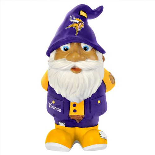 Forever Collectibles Minnesota Vikings Stumpy Garden Gnome