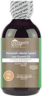 Horsetail Master Speed Hair Growth Oil (Thinning Hair, Brittle Hair, Sparse Hair Growth)