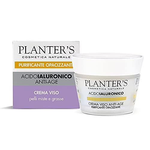 Planter's – Crema Viso Anti-Age Purificante Opacizzante con
