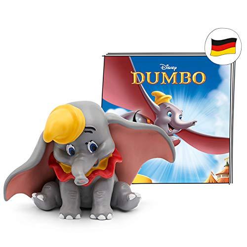 tonies Hörfiguren für Toniebox: Disney Hörspiel für Kinder Dumbo der kleine Elefant Figur - ca 51 Min. Spieldauer - ab 4 Jahre - DEUTSCH