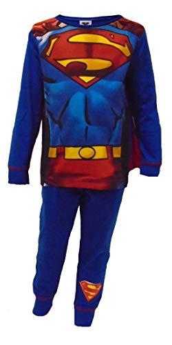 Superman Caped Hero Niños Pijamas 2-3 años