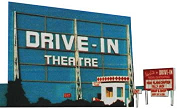 DRIVE-IN THEATRE -- KIT