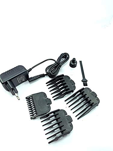 Kemei Km-809 A Rechargeable Cum Electric Hair Clipper Gromming Set For Men, Women (Mutlicolor)