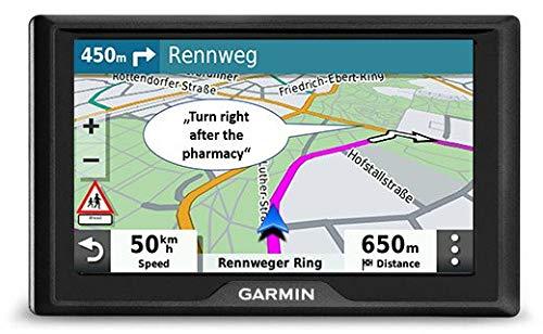 Garmin Drive 52 Southern EU MT-S, navegador GPS con Pantalla de 5