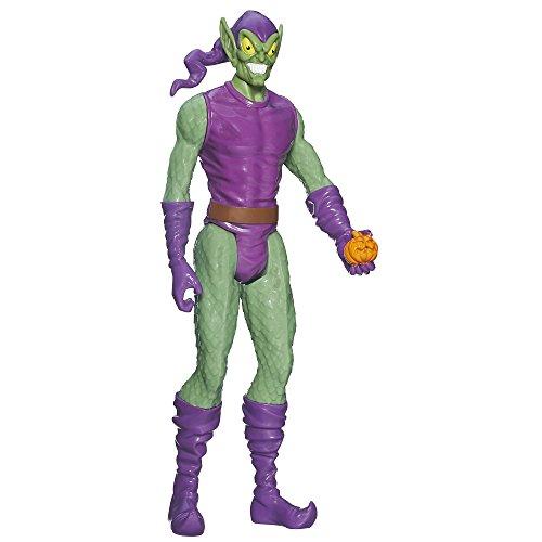 Spider-Man Marvel Ultimate Titan Hero Series Green Goblin - Mueco de 30 cm