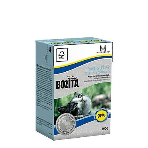 Bozita Häppchen in Gelee - Diet&Stomach, 190 g