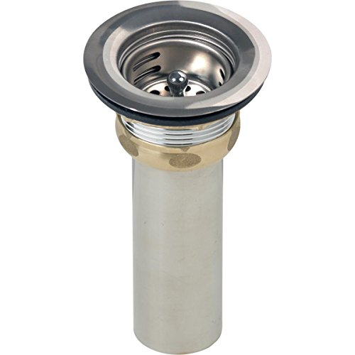 Elkay LK58 2' Drain Fitting with Type 304 Stainless Steel...