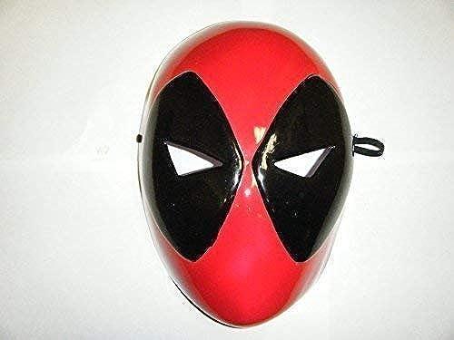 WRESTLING MASKS UK Deadpool Universal Thermo Kunststoff Cosplay Harte Maske