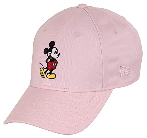 New Era Mickey Mouse 9forty Adjustable Women Cap Disney Edition Pink - One-Size
