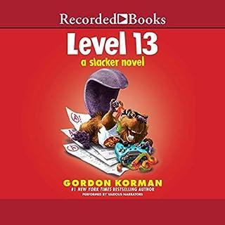 Level 13 audiobook cover art