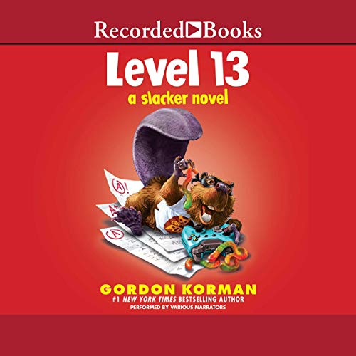 Level 13 audiobook cover art