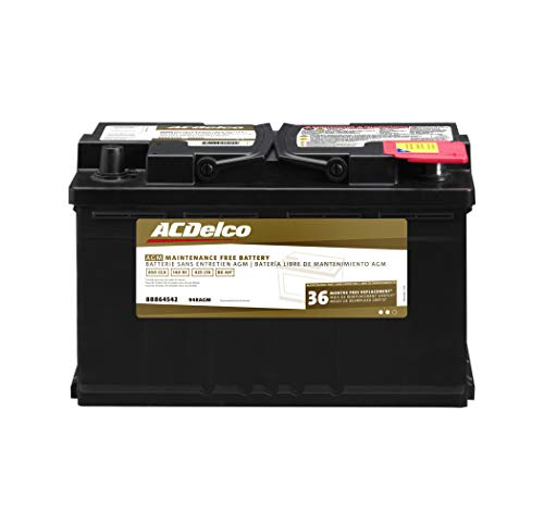 ACDelco 94RAGM Professional AGM Automotive BCI...