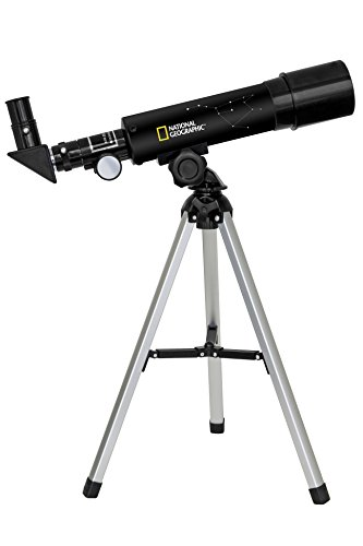 National Geographic 50/360 Telescopio barato