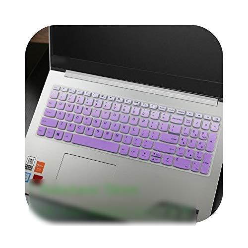 Teclado para teclado Lenovo IdeaPad L340 17 l340-17irh l340-17iwl L 340 17Irh 17iwl 17iwl 17.3 pulgadas silicona ordenador portátil teclado