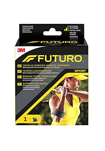 Futuro FUT45975 Sport - Brazalete para codo de tenista (reversible, talla única)