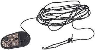 Mollytek 3.2M物干しロープ 折りたたみ 防風 伸縮 携帯便利 旅行 野外 キャンプ ハイキング用 洗濯ロープ カモバッグ付き キャンプ アウトドアで活躍
