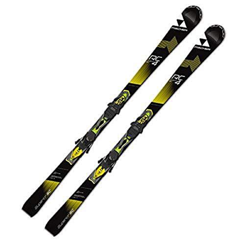 Fischer Skier RC4 Superior SC inkl. Bindung RC4 11 Powerrail schwarz (200) 170