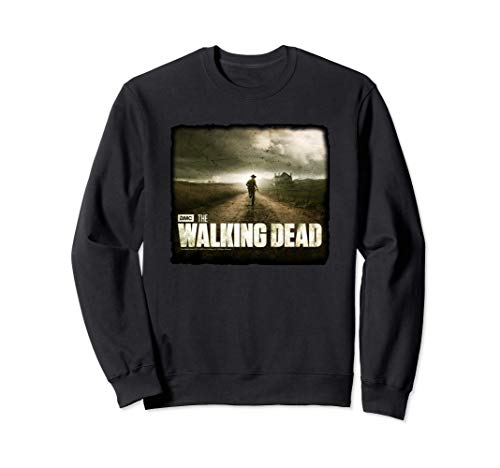 The Walking Dead Farm Sudadera