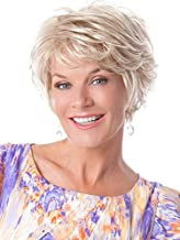 Salon Select Wig Color Brown Blonde Rooted - Toni Brattin Wigs 5
