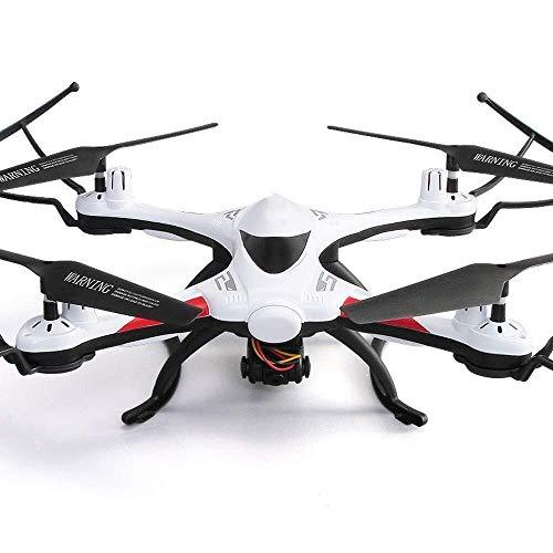 ADLIN FPV Aviones no tripulados a Distancia con 4K Ultra Clear cámara...