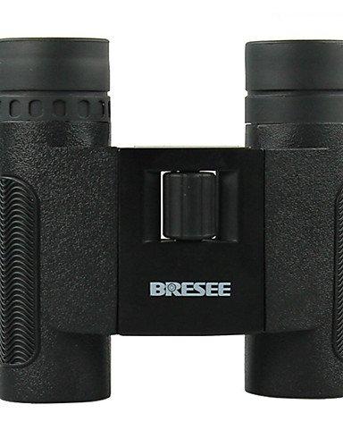 PIGE BRESEE 8 25mm mm Jumelles BAK4 résistant aux intempéries # 30mm centrale de mise au point multi-enduit Usage général Normale Noir