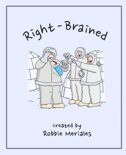 Right-Brained (English Edition)