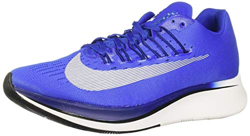 Nike Zoom Fly 880848-411 Tenis para correr para Hombre, Azul, 9.5US, 27.5MEX