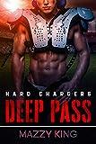 Deep Pass: An NFL Interracial Football Player and Curvy Woman Instalove Romance (Hard Chargers Book 1)