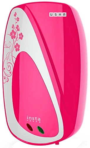 Usha Instafresh 3-Litre 3000-Watt Instant Water Heater (Peach)