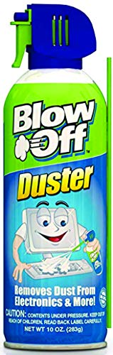 Air Duster, Can Air, Compressed Air Duster, Cleaning Duster, 10 oz. Can - 1 Can