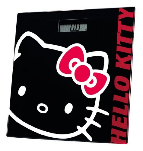 Personenwaage Hello Kitty Melissa 631-160 Waage