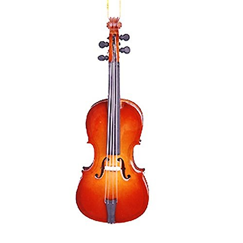 Broadway Gifts 5 Cello Ornament