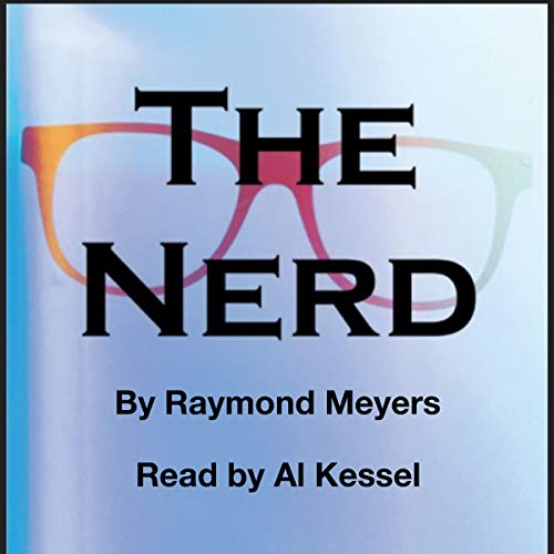 The Nerd audiobook cover art