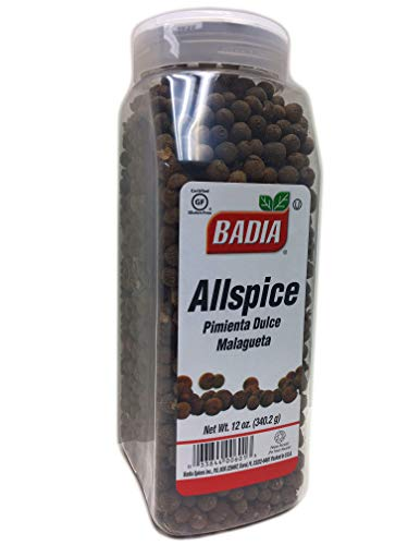 12 oz Bottle Whole Allspice Berries…