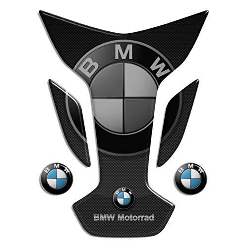 PARASERBATOIO ADESIVO RESINATO EFFETTO 3D compatibile con BMW Carbon