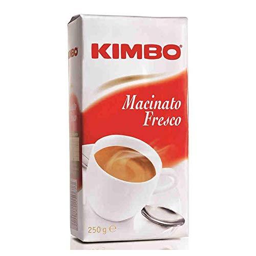 Macinato Fresco Kimbo Kaffee 250g - 20 Stück Karton