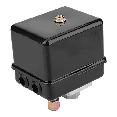 Interruptor de control de presión, interruptor de compresor de aire, alto rendimiento para aparatos eléctricos de compresor de aire