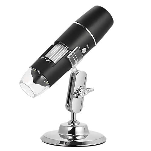 Nrpfell Wifi Microscopio Digital Recargable 1000X