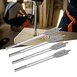 Juegos de brocas Dewalt, accesorios Dewalt 4 piezas 19 mm con hombres mujeres para madera para cableado eléctrico