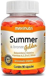 Summer Bronze Golden Com 90 Cápsulas - Maxinutri