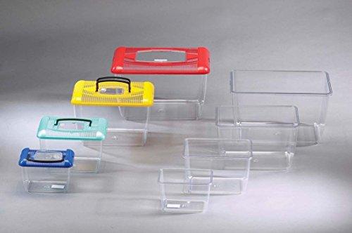 Mantovani vaschetta in plastica con Coperchio Media 7 Litri