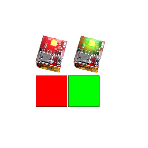 Red and Green Flytron STROBON Cree Strobe Lights for Drones Like the DJI Mavic, Phantom, Inspire, Matrice, and Spark