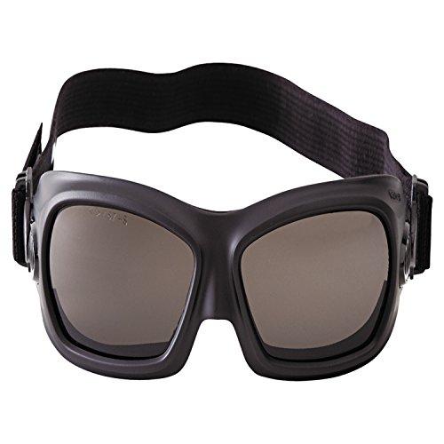 Jackson Safety 20526 V80 WILDCAT Goggles, Smoke/Black