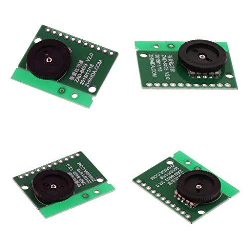 Amuzocity Módulo de Placa Receptora de Audio Digital 4x3W + 3W