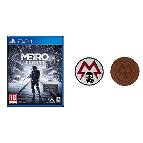 Metro Exodus Day One Edition PS4 + Metro Exodus Patch