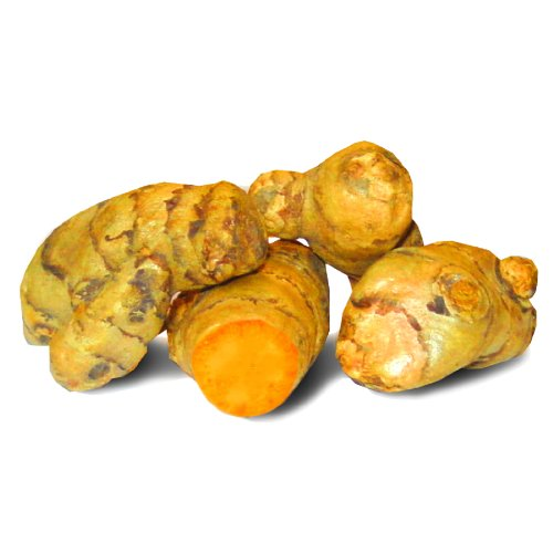 FRESH TURMERIC ROOTS 1.5Kg WHOLESALE BAG / Class 1 Quality