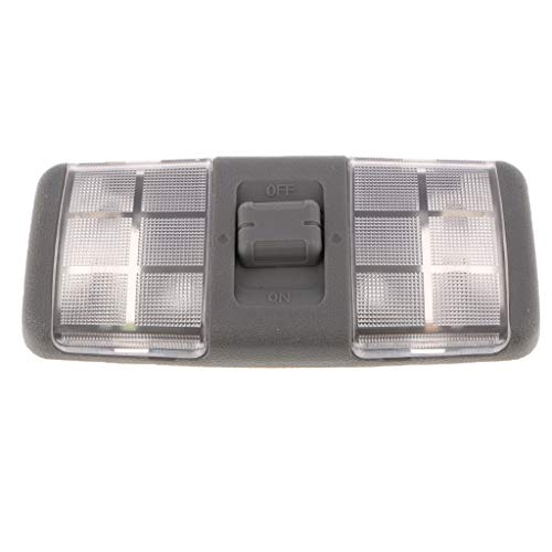 IPOTCH Lámpara de Luz de Lectura de Techo de Techo de Domo Interior de Vehículo de 12V para Mitsubishi